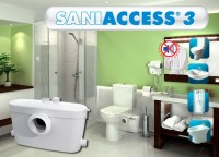 Насос SFA SANIACCESS 3